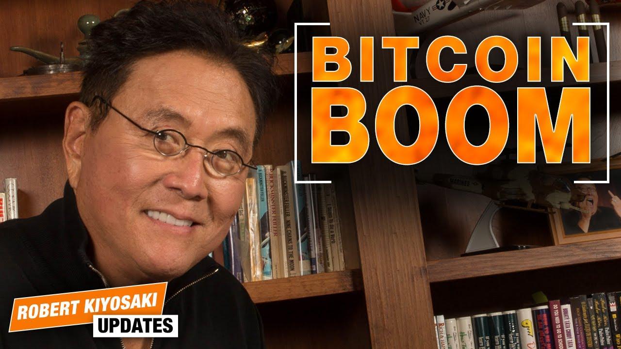 Bitcoin is Beating Gold and Silver - Robert Kiyosaki Quarantine Updates