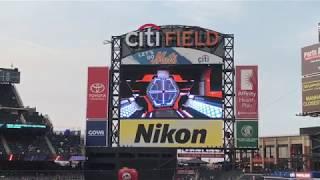 New York Mets 2018 Starting Lineups (vs. Milwaukee Brewers)