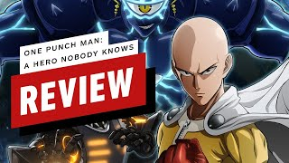 One Punch Man: A Hero Nobody Knows Review (Video Game Video Review)