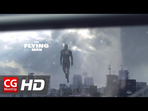 """CGI VFX Short Film HD: """"The Flying Man"""" by Marcus Alqueres"""