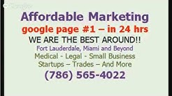 Seo Firm Southwest Ranches - CALL 786-565-4022