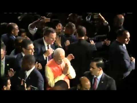 PM Modi's address at Madison Square Garden