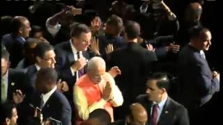PM Modi s address at Madison Square Garden