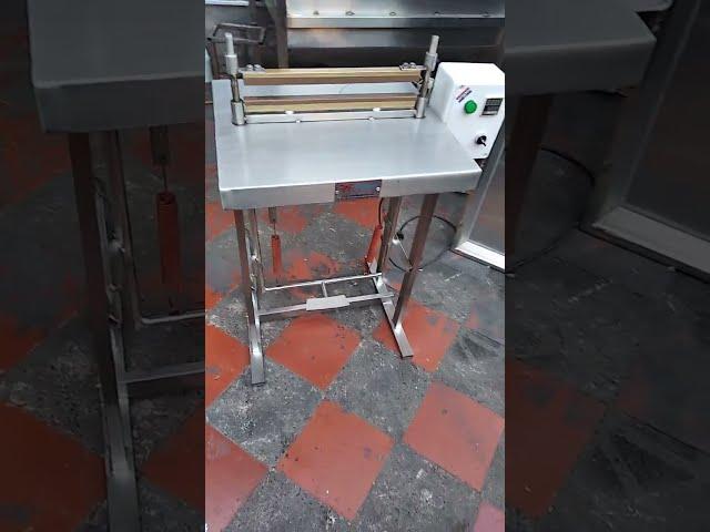 Selladora industrial de pedal