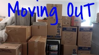 Moving day is coming will we be ready? Packing is stressful! Vlogmas 2018
