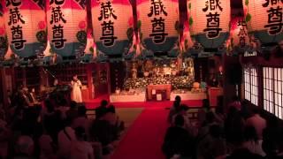 水子さまをお救いくださる常光円満寺のお地蔵さまのお徳を歌ったお歌で...