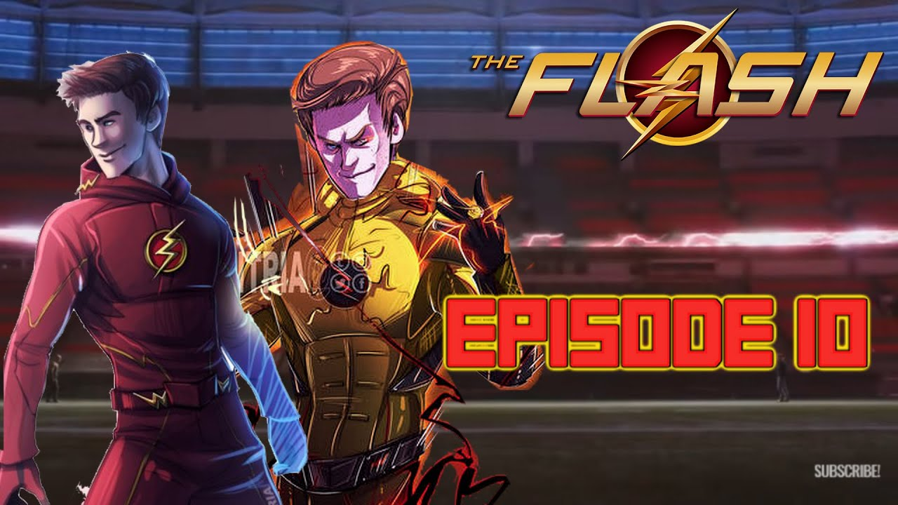 "Download The Flash - Episode 10 : ""La Confrontation"" [COURT-METRAGE/RÔLEPLAY MINECRAFT FR]"