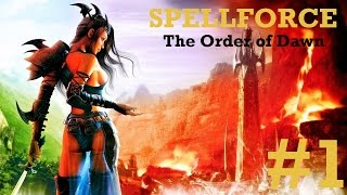 SpellForce: The Order of Dawn Walkthrough part 1 [No Commentary]