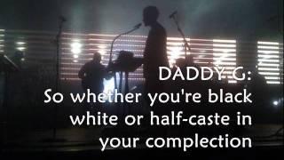 Massive Attack - Five Man Army (Lyrics)