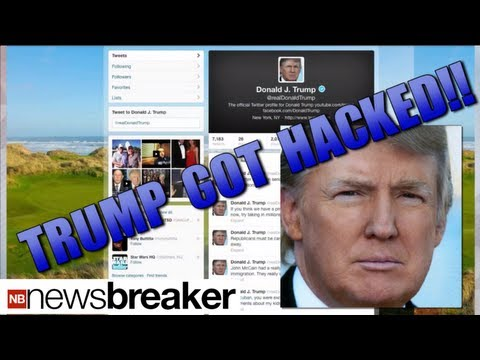 Image result for trump on hacking