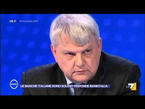 Omnibus - Chi vigila in Italia sui soldi?...