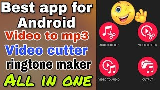 best-android-app-for---to-mp3-converter---cutter-and-audio-cutter