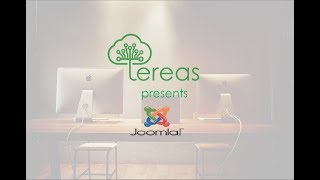 Tereas Presents Joomla -  a free and open-source content management system (CMS)