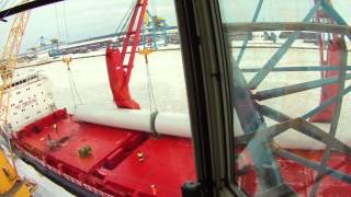 Navigare TV: Merenkulun ja satamatoiminnan jakso 1: HaminaKotkan satama