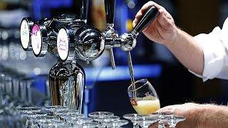 AB InBev und SABMiller Stimmen übernahme Angebot zu erstellen, der neue Bier-Riese