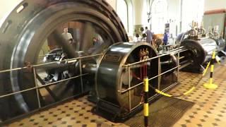 Démonstration de la machine à vapeur à Schlieren 21 janvier 2018