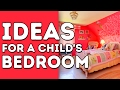 DIY Ways To Make Your Child's Bedroom Magical l 5-MINUTE CRAFTS