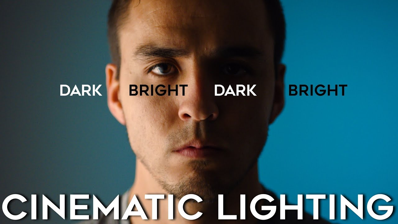 cinematic lighting techniques part 1 youtube