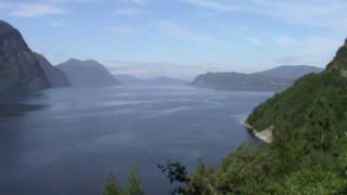Norway - Stordal: Panoramic View of Storfjorden (Costa Luminosa Excursion)