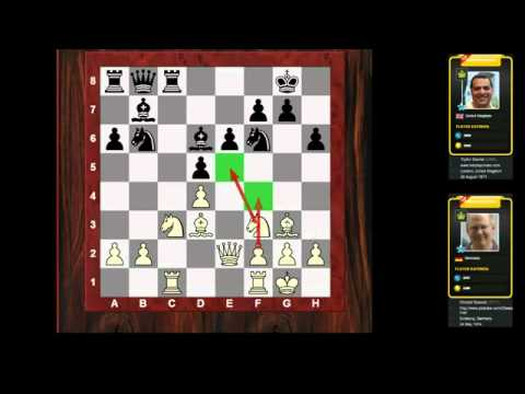 World Chess Championship 2012 - Game 7 - Gelfand vs Anand