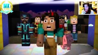 Minecraft: Story Mode || 11 || WITHER SICKNESS