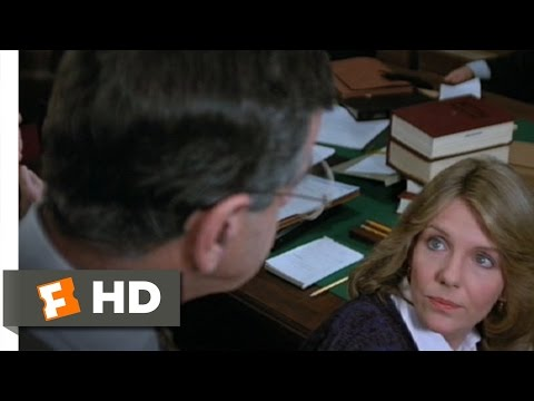 First Monday in October (7/9) Movie CLIP - If We Don't Hear It, Who Will? (1981) HD