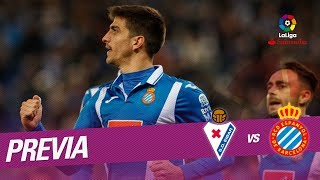 Video Gol Pertandingan Eibar vs Espanyol
