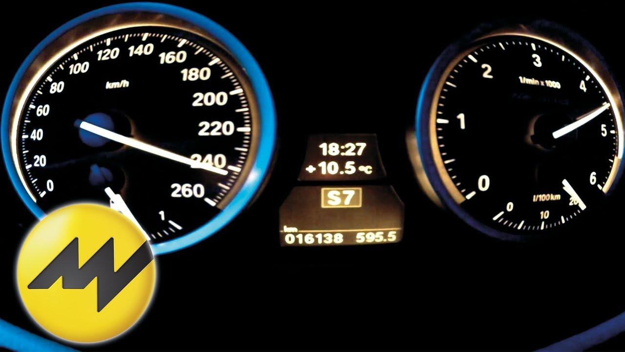 BMW X5 M50d 0  260 kmh  flatout  YouTube