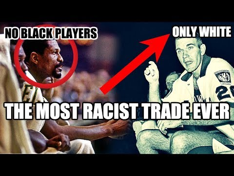 The Most RACIST Trade in NBA History