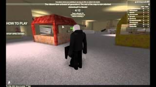 Roblox Stop It, Slender! [Episode 1] Zigzagoon Origins