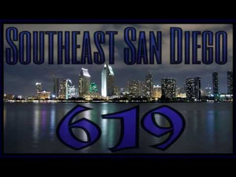 Southeast San Diego Old School Rappers