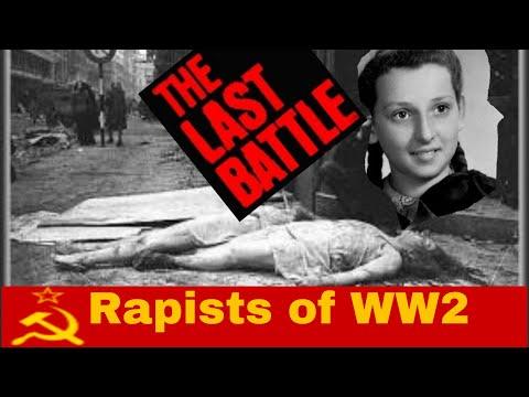 Rape and Cyanide Suicide: Battle of Berlin, Soviet Invasion World War 2: Ep 2 | The Last Battle