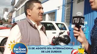 HOY CELEBRAMOS EL DÍA INTERNACIONAL DE LOS ZURDOS - ENCIENDE TUS MAÑANAS