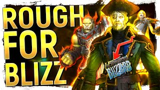 Acti-Blizz To Cut Hundreds Of Jobs, Saurfang X Alliance Colab & Light-Undead Allied Race?!