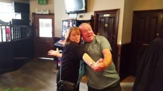 Couple of drunken bums haha.