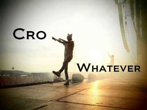 Whatever lyrics cro
