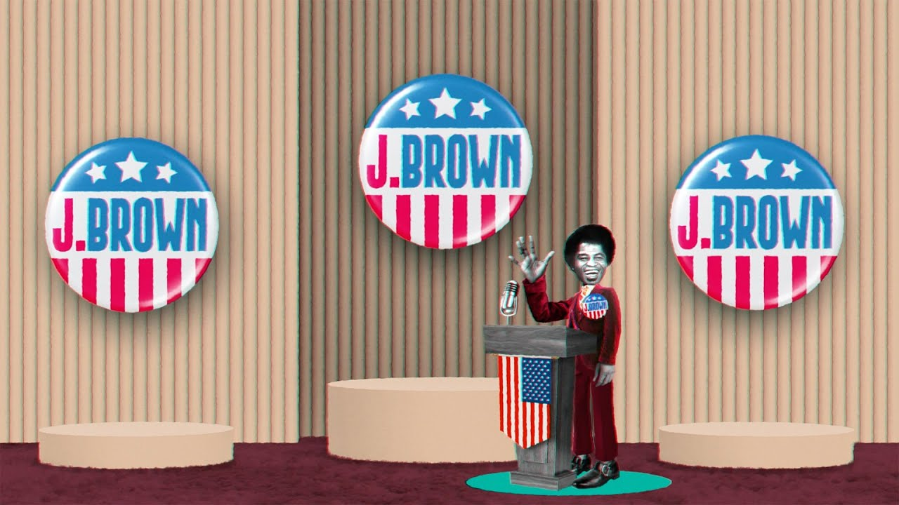 Get Down, The Influence Of James Brown (2020) - Episode II: Funky President (HD)
