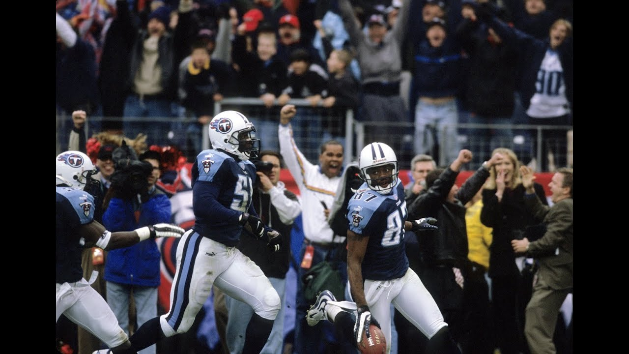 Titans Vs Bills Music City Miracle Nfl Films Game Of The Week Youtube