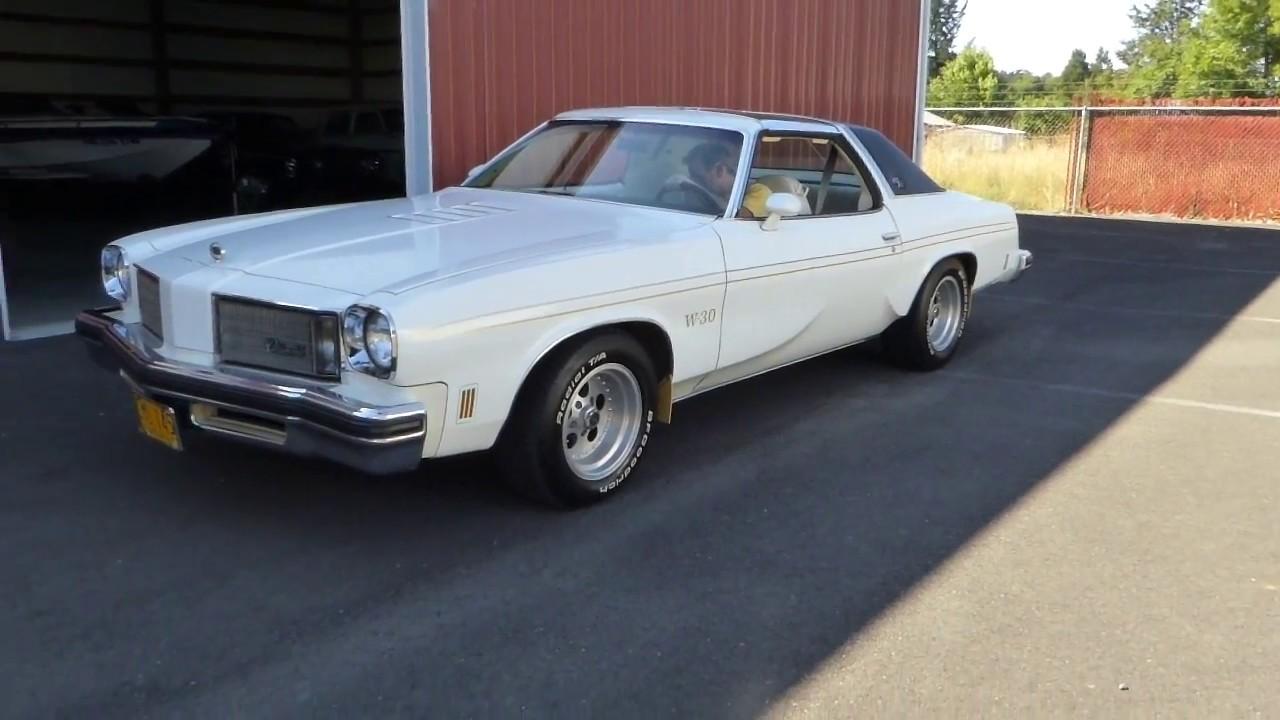 1975 Oldsmobile Hurst Olds Cutlass Supreme \