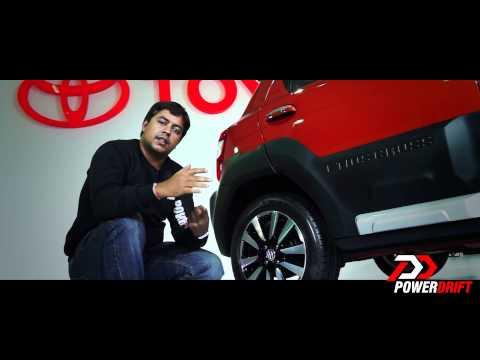 Toyota Etios Cross: First Look: PowerDrift