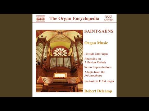 3 Rapsodies sur des cantiques bretons, Op. 7: Rhapsody on Breton Melodies in F Major, Op. 7, No. 3