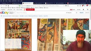Gambar cover Twitch Live Stream #3: How I Surf eBay and Buy Comic Books, How to Find Good Deals