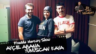 Ayçe Abana ve Yunuscan Kaya | Freddie Mercury Show | Queen | Tiyatro Kılçık | Bir DALİ Muhabbet #13
