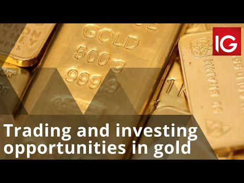 Trading and investing opportunities in gold | The Royal Mint