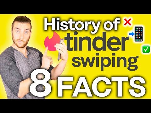 Swipe Right or Swipe Left: Tinder and the History of the Swipe 1