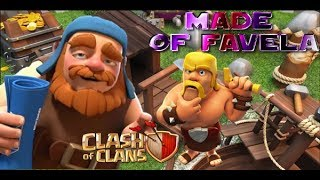 Made of Favela Ep1: Clash of Clans