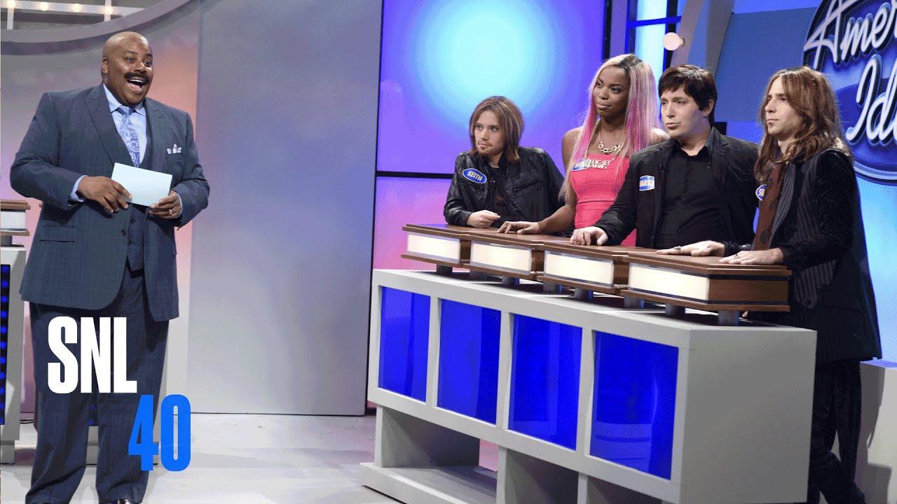 Snl celebrity family feud youtube pork