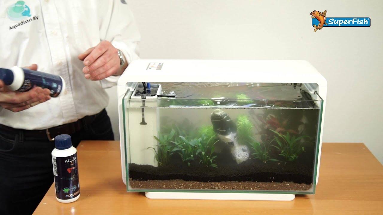 Superfish aquarium fish tank aqua 60 - Superfish Home 25 2015 Aqua Distri