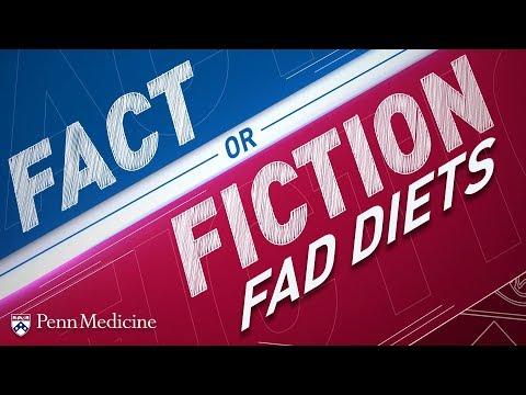 Fad Diets: Fact vs Fiction