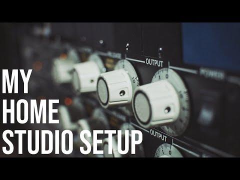 2018 Home Studio Tour || My Recording Setup